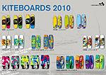 2010 underground kiteboards range2 - La gamme Underground Kiteboards 2010 en avant première sur Sports Extremes