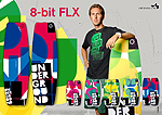 underground flx 8 bit4 - La gamme Underground Kiteboards 2010 en avant première sur Sports Extremes