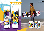 underground steeze8 - La gamme Underground Kiteboards 2010 en avant première sur Sports Extremes