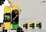 underground tahee11 - La gamme Underground Kiteboards 2010 en avant première sur Sports Extremes